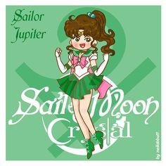 Sailor Jupiter by neilabbott