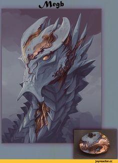 камни,няшная медь,драконы,art,красивые картинки
