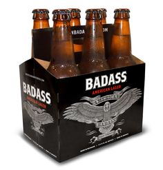 Kid Rock's BadAss Beer