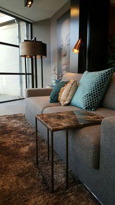 New Lyfe Finest Luxo Apartamento Elegant Home Decor, Elegant Homes, Cheap Home Decor, Modern Decor, Luxury Homes Interior, Luxury Home Decor, Modern Interior Design, Luxury Apartments, Contemporary Interior