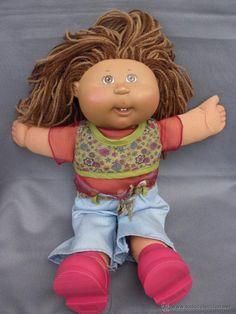 Muñeca repollo mulata Cabbage