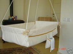 Baby hammock cradle