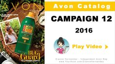Hey Beauties! The Campaign 12 Avon Catalog is out and officially kicks off Bug Guard Season with a 50% Off Sale on most Avon Bug Guard products. Then get a head start on Father's Day with 20 pages of great ideas for Dad. It's all inside, take a look!     View on Desktop : http://www.GoHereToSave.com   | View Mobil Friendly Promos http://www.GoHereToSave.com