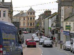 Barras Street, Liskeard, Cornwall.