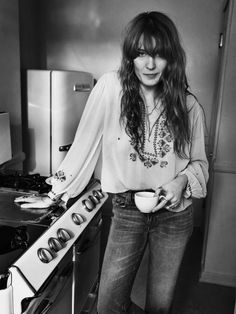 Florence Welch for NME magazine, June 2015.