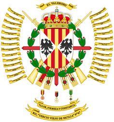 """RIL 67- Regimiento de Infantería Ligera """"Tercio Viejo de Sicilia"""" Nº 67"""