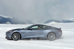 Aston Martin On Ice 2015 - This exclusive experience offers our guests the perfect set-up for mastering ice driving and performance drifting techniques with our professional instructors, surrounded by the wintry terrain of rolling hills, snow-capped trees and polar lights.
