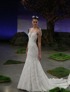 Ines Di Santo 2016 Spring Bridal Collection | Fashionbride's Weblog