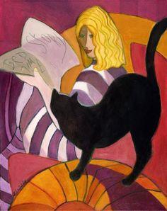 Lassen, Jeanette  : Bedtime Story, 2003-04 (ac...