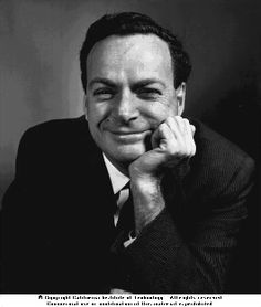 "The first image in a search for ""Feynman Acolytes."" Tell me this man couldn't have been a cult leader."