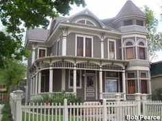 The Mork and Mindy house in Boulder, Colorado. Rest in peace, Robin Williams. Severe depression is not for sissies.