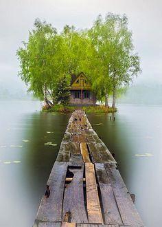 Solotvin Village - Ukraine
