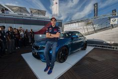 Marc Márquez rewarded with a BMW M2 Coupe - http://www.bmwblog.com/2016/11/14/marc-marquez-rewarded-bmw-m2-coupe/