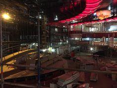 Harmony of the Seas' Royal Theater.