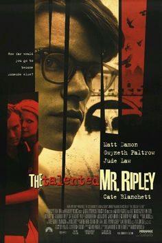 1999 - El talento de Mr. Ripley (The Talented Mr. Ripley) - Anthony Minghella
