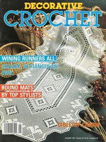 Decorative Crochet Magazines 13 - claudia - Picasa Web Albums