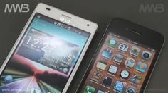 LG Optimus 4X HD sfida Apple iPhone 4S le differenze
