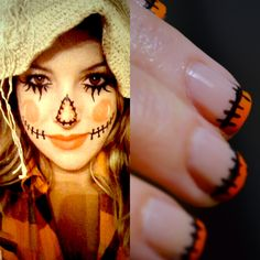 Scarecrow costume!