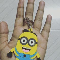 #minions #keychain