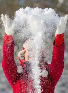 Winter pleasures ✿⊱╮