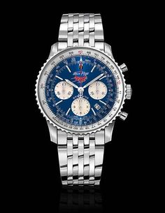 Pilot-watch specialist #Breitling has partnered with the non-profit Honor Flight Network, which flies World War II veterans to the memorial dedicated to their service in Washington, DC, to release the limited-edition Breitling Navitimer 01 Honor Flight with proceeds going to the organization.