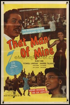 Movie featuring The International Sweethearts of Rhythm  http://www.emovieposter.com/images/moviestars/AA130806/550/that_man_of_mine_MF01412_L.jpg