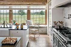 An Elegantly Minimalist Farm on Martha's Vineyard | Architectural Digest