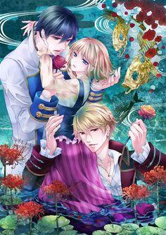 Erotic Fairy Tales: Little Mermaid Capítulo 9 página 1 - Leer Manga en Español gratis en NineManga.com