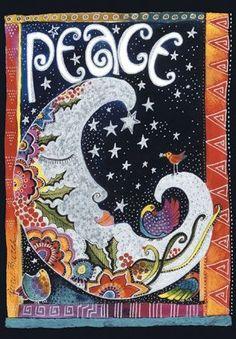 Moon and Stars