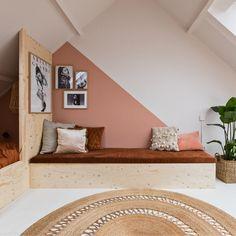 Home Bedroom, Girls Bedroom, Interior Inspiration, Room Inspiration, New Room, Home And Living, New Homes, Loft, Interior Design