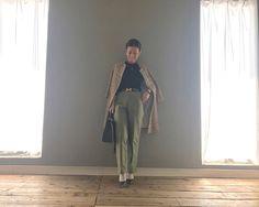 数年前のツイード復活。望月律子さんに学びました♡ | 大草直子の今日のつぶやき | mi-mollet(ミモレ) | 講談社