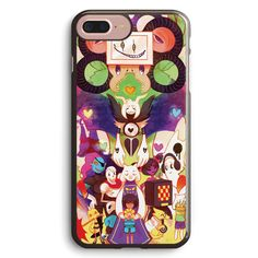 The World Undertale Apple iPhone 7 Plus Case Cover ISVF501