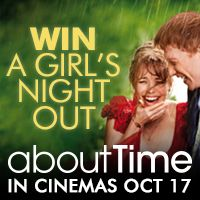 Win the ultimate girls night out for you and 5 of your closest friends #AboutTime #AboutTimeGNO via @Universal Pictures