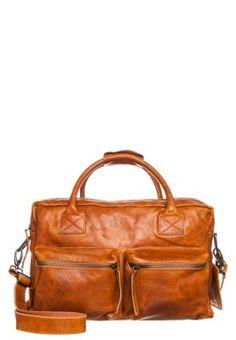 ALABAMA LUXOR - Håndtasker - cognac