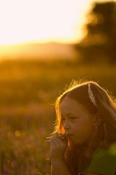 Vanesa child portrait