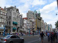 Amsterdam, Netherlands [by Kate Voorheis, August Amsterdam Netherlands, Places Ive Been, Street View, Cities