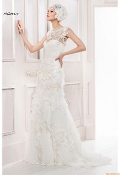 Vestidos de noiva Manu García MG0509 2014