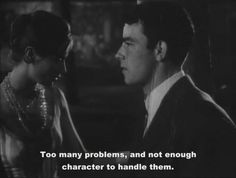Too many problems, and not enough character to handle them. #subtitle #black…