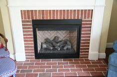 Walls, Ceilings, and Fireplaces - Inglenook Brick Tiles - thin brick flooring, brick pavers, ceramic brick tiles