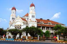 Sejarah Bangunan Lawang Sewu Semarang