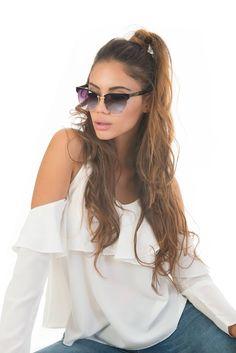 Round Sunglasses, Sunglasses Women, Wholesale Fashion, Youtubers, Anna, Girls, Little Girls, Daughters, Youtube