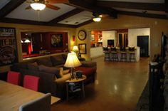 preteen/youth space