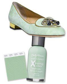Shop Pantones Top 10 Spring 2014 Colors - Hemlock