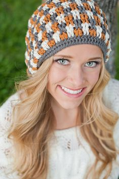 Instant Download  Clementine Slouch Crochet by SweetKiwiCrochet, $2.49