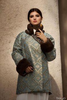 Зимнее пальто Merci Mid