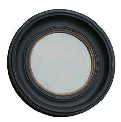 16x16 Round Black Mirror 7828.jpg 444×450 pixels