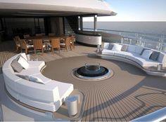 KISMET Yacht Charter Price (ex. Kismet II) - Lurssen Luxury Yacht Charter.