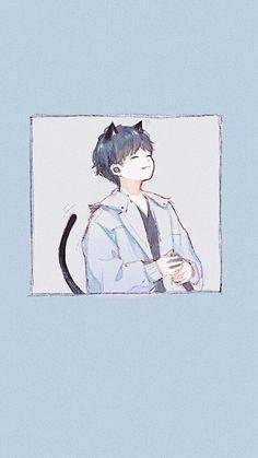 List of Best Aesthetic Anime Wallpaper IPhone Pop art wallpaper iphone illustrations 52 ideas Bts Chibi, Pop Art Wallpaper, Bts Wallpaper, Iphone Wallpaper, Arte Copic, Bts Art, Fanart Bts, Kpop Drawings, Dibujos Cute
