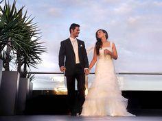 Sunset | Rooftop | Melbourne wedding venue