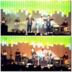 Afgan and Vidi's concert on April 2012
